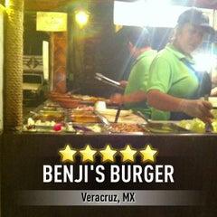 Photo taken at Benji's Burger by Yvan A. on 8/7/2013