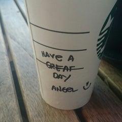 Photo taken at Starbucks Coffee by Angela G. on 3/29/2015