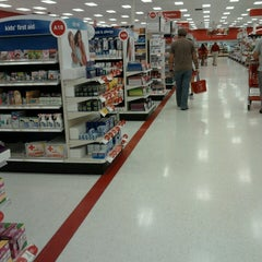 Photo taken at Target by May on 5/8/2013