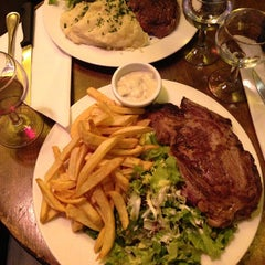 Photo taken at Chez Prosper by Thiago G. on 1/23/2013
