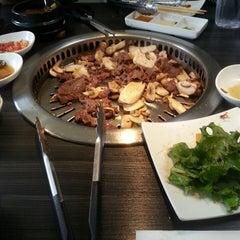 Photo taken at Gen Korean BBQ House by Rhon C. on 4/14/2013