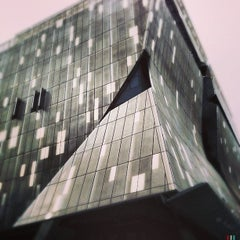 Photo taken at The Cooper Union by Kate T. on 3/6/2013