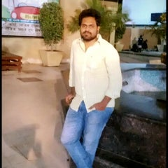 Photo taken at P&M Mall by RaviKrishna R. on 5/11/2015