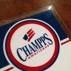 Photo taken at Champps Americana by Chris R. on 5/4/2013