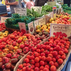 Photo taken at Montclair Farmers Market by Nader A. on 7/27/2014