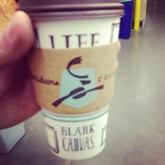 Photo taken at Caribou Coffee by Nikolas M. on 8/20/2013
