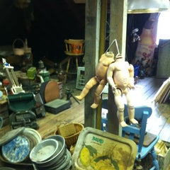Photo taken at Adkins Architectural Antiques by Alaina R. on 12/30/2012