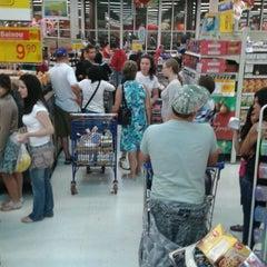 Photo taken at Walmart by Iris G. on 12/23/2012