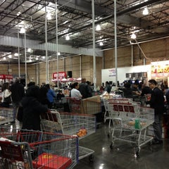 Photo taken at Costco by jo g. on 12/4/2012