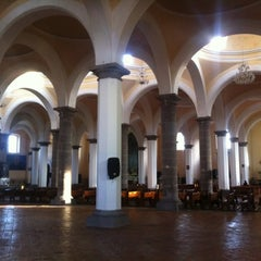 Photo taken at Capilla Real De Cholula by Carlos on 10/13/2012