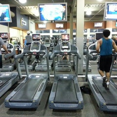 Photo taken at 24 Hour Fitness by mLehua on 1/7/2013