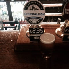 Photo taken at The High Cross (Wetherspoon) by Andrew B. on 7/1/2015