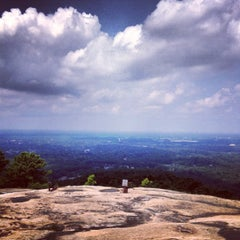 Photo taken at Stone Mountain Park by Ricardo A. on 7/28/2013