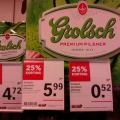 Photo taken at Albert Heijn by Andreas H. on 9/26/2013