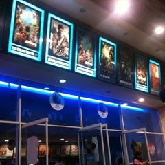 Photo taken at Cine Hoyts by Rodrigo on 4/13/2013