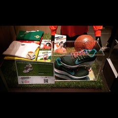 Photo taken at Gazzetta Store by Paolo on 3/1/2015