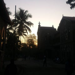Photo taken at Fergusson College by Shrikant S. on 1/26/2016