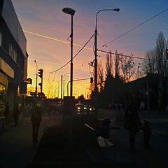 Photo taken at Skácelova (tram, bus) by Tereza S. on 12/2/2013