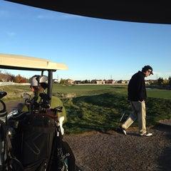 Photo taken at Murphy Creek Golf Course by Steve B. on 10/19/2013