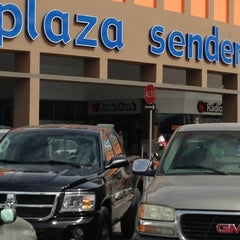 Photo taken at Plaza Sendero Escobedo by joshmty C. on 1/15/2013