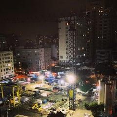 Photo taken at Praça Antero de Quental by Luiz Eduardo G. on 11/27/2014