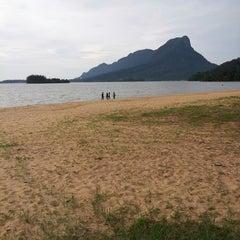 Photo taken at D'Cove Pasir Panjang Family Park by Alvin J. on 7/28/2013