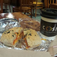 Photo taken at Cosi by KuwaitFoodie.com on 8/15/2013