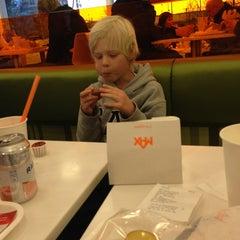 Photo taken at Max by Fredrik Å. on 1/19/2013
