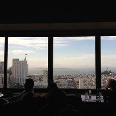 Photo taken at Grandviews Lounge At The Grand Hyatt by Alyssa on 9/14/2012