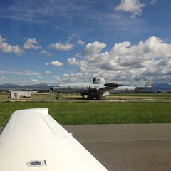 Photo taken at Helena Regional Airport (HLN) by Amanda on 6/14/2013