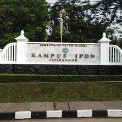 Photo taken at Institut Pemerintahan Dalam Negeri (IPDN) by Firmandhi S. on 12/29/2015