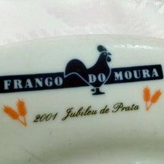 Photo taken at Frango do Moura by Alex R. on 12/5/2012
