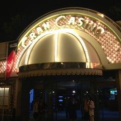 Photo taken at Casino Barcelona by Erkan on 8/29/2013