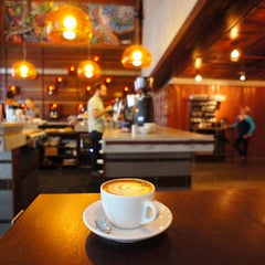 Photo taken at Panther Coffee by Luis G. on 5/25/2013