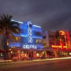 Photo taken at Ocean Drive by Luis G. on 3/1/2013