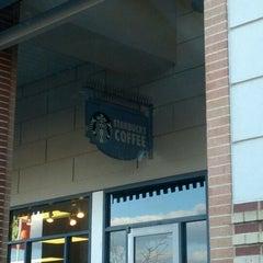 Photo taken at Starbucks by Jaimin B. on 10/21/2012