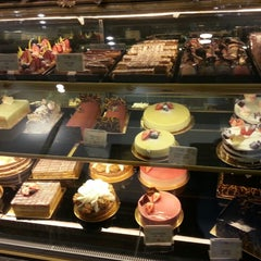 Photo taken at Cannelle Patisserie by Mary L. on 12/14/2013