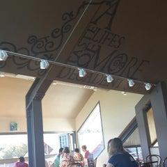 Photo taken at Chocolateria San Churro by lita y. on 4/21/2014