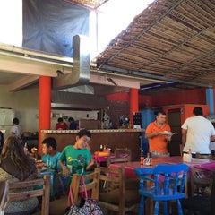 Photo taken at El Camaron Caliente by Adriana D. on 3/16/2014