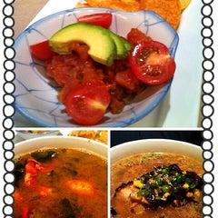 Photo taken at Sai Sai Noodle Bar by Tracy S. on 11/15/2012