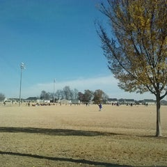 Photo taken at Springwood Park by Greg H. on 11/17/2012