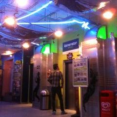 Photo taken at Generator Hostel London by Nico on 10/26/2012
