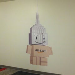 Photo taken at LGA-3 Amazon Office by Doug K. on 7/12/2013