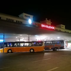 Photo taken at Autobusni Kolodvor Dubrovnik | Dubrovnik Bus Station by Tino S. on 12/23/2013