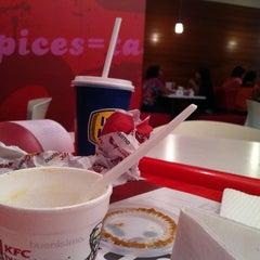 Photo taken at KFC by Natalia L. on 12/23/2012