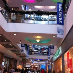 Photo taken at Avenue Mall by Tural on 12/16/2012
