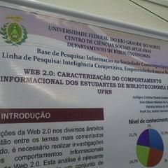 Photo taken at Centro de Convivência Djalma Marinho by Eros G. on 10/25/2012