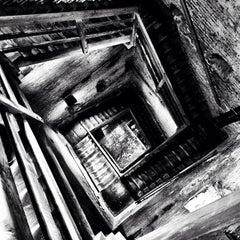 Photo taken at Torre Degli Asinelli by deadmanwriting on 11/16/2013