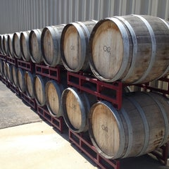 Photo taken at CRU Wine Company by Maddie M. on 5/4/2014