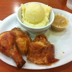Photo taken at California Chicken Cafe by Mai T. on 11/11/2012